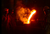 1.5 Ton Induction Furnace
